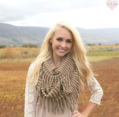 Darling Striped Scarves | Jane