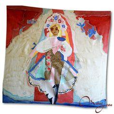 Princess Peach, Princess Zelda, Painting, Fictional Characters, Art, Art Background, Painting Art, Kunst, Paintings