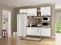 Cozinha Compacta Multimóveis Sicilia com Balcão com as melhores condições você encontra no site do Magazine Luiza. Confira!