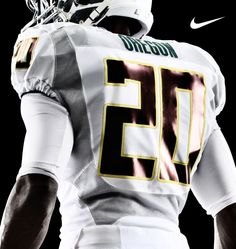 Oregon Ducks new Nike football uniforms