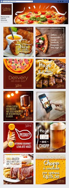 Post para pizzería - Tap the link to shop on our official online store! You can also join our affiliate and/or rewards programs for FREE Social Media Poster, Social Media Art, Social Media Banner, Social Media Template, Social Media Design, Food Graphic Design, Menu Design, Food Design, Menu Flyer