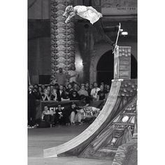 "@ben_nordberg's photo: ""#Tbt bs noseblunt at last years downtown showdown @Flip Skateboards"""