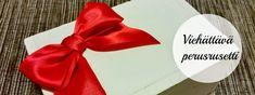 Haarukoi pakettiisi täydellinen rusetti | Kaikki Paketissa Crafts, Manualidades, Craft, Crafting, Handicraft, Artesanato, Handmade Crafts