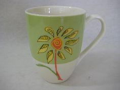 2006 Starbucks Sunflower Coffee Mug