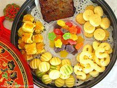Pineapple rolls (Nastar) 凤梨酥, Happy Lunar New Year