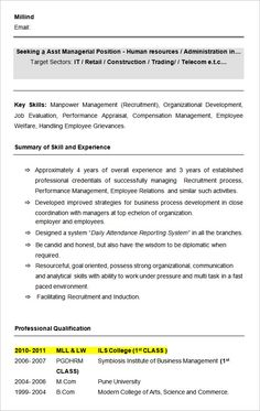 It Manager Resume  Manager Resume Samples