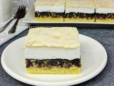 Raspberrybrunette: Makovo-jablkový koláč so snehom Oreo Cupcakes, Dessert Recipes, Desserts, Tiramisu, Cheesecake, Food And Drink, Sweets, Cooking, Ethnic Recipes