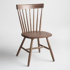 One of my favorite discoveries at WorldMarket.com: Walnut Brown Wood Stafford…