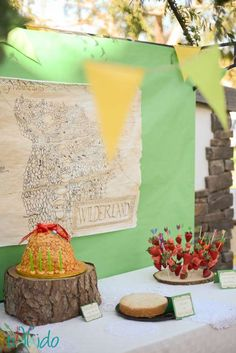 Hobbits, Lord of the Rings Birthday Party Ideas | Photo 3 of 58 | Catch My Party