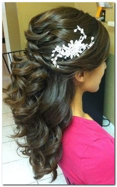 Wedding Hairstyles Half Up And Half Down (88)