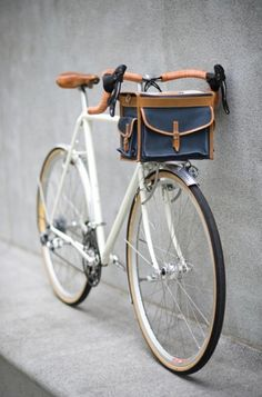 Designspiration — DeadFix » ride & basket | Shared from http://hikebike.net
