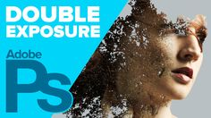 Learn how to create a double exposure effect in Photoshop, using two images, selection methods, layer masks, Adjustment Layers, and more! Learn all your want...