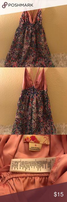 Long shirt-dress Super cute Forever 21 Dresses Mini