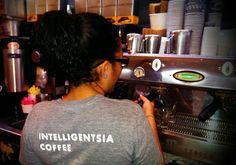 Intelligentsia Coffee (all American Coffee)