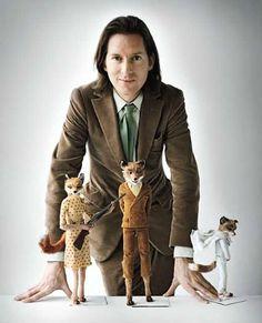 Behind the Scenes of Fantastic Mr.Fox - Imgur