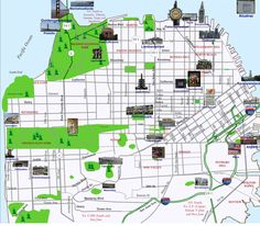 This is Bay Area map is funny because it\'s true. | Nerd Stuff ...