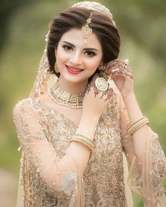 New Bridal Wear Ideas and Designs for All Functions Bridal Mehndi Dresses, Asian Bridal Dresses, Beautiful Bridal Dresses, Asian Wedding Dress, Bridal Dress Design, Wedding Dresses For Girls, Nikkah Dress, Wedding Gowns, Lace Wedding