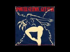 "The Power Station - Get It On (Bang a Gong) (12"" Extended Version) (Vinyl)"