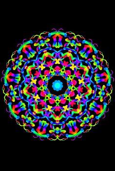 Mandala by Coralee