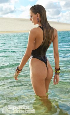 Bregje Heinen Swimsuit Photos - Sports Illustrated Swimsuit 2014 - SI.com