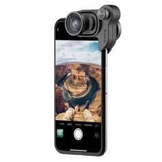 Olloclip iPhone X Mobile Photography Box Set added onto tech gadgets, gadget, mobile-phone, product, Gadgets Électroniques, Electronic Gadgets For Men, Cool New Gadgets, New Technology Gadgets, Iphone Gadgets, High Tech Gadgets, Futuristic Technology, Cheap Gadgets, Kitchen Gadgets