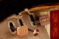 1931 Alfa Romeo 6c 1750 Gran Sport Aprile Spider Corsa Pedals - Car Images by Jill Reger
