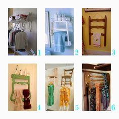 donneinpink- fai da te e consigli per gli acquisti: Riciclare le sedie- Idee arredo a costo zero- Idee...