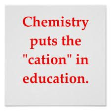 the chemists english with quot say it in english please quot chemistry