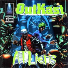 Favorite Hip Hop albums of alltime # 4       This is the album that cemented OutKast as major players in the hip hop scene, and they really put the South on the mainstream map with this album. Description from shaggybevo.com. I searched for this on bing.com/images
