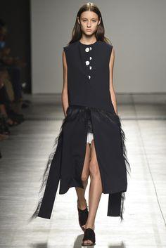 Gabriele Colangelo . Milan Fashion Week . primavera verano 2016