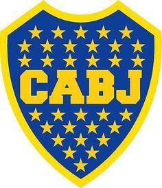 Boca Juniors- club team of Argentina Soccer World, World Football, Football Soccer, Soccer Teams, Sports Teams, Club Atletico Huracan, Argentina Football, Diego Armando, Soccer Logo
