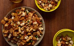 Asian-Flavored Snack Mix: Recipes + Menus : gourmet.com