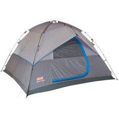 Coleman 6-Person Instant Tent new design!