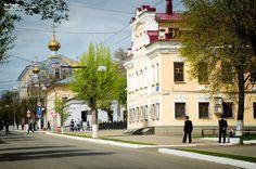 ул. Московская (май 2016 г.)