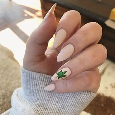 "If you're unfamiliar with nail trends and you hear the words ""coffin nails,"" what comes to mind? It's not nails with coffins drawn on them. It's long nails with a square tip, and the look has. French Manicure Acrylic Nails, Aycrlic Nails, Best Acrylic Nails, Acrylic Nail Designs, French Nails, Swag Nails, Nail Polish, Weed Nails, American Nails"
