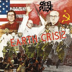 Steel Pulse Earth Crisis – Knick Knack Records
