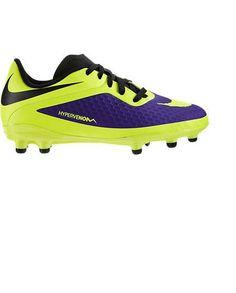 best sneakers 76b9a a0f45 NIKE JR HYPERVENOM PHELON FG, Botas de futbol, FUTBOL - Robers -
