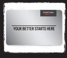 sport chek gift card - Google Search
