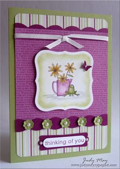 Stampin Up A flower For All Seasons