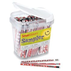 Canadian Pencil Sampler