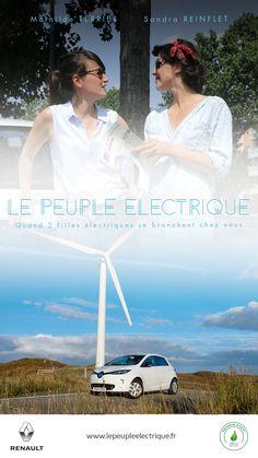 Un tour de France en ZOE avec Renault