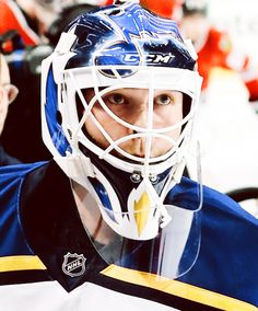 Martin Brodeur • St. Louis Blues