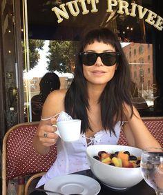 Sophia Amoruso baby bangs                                                       …
