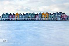 Coloured Houses daleholmanmaine.com