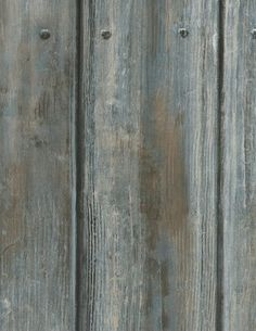 Timber Panel Wallpaper - Driftwood - eclectic - wallpaper - Kathy Kuo Home