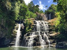 5 Must-See Places in the South Pacific of Costa Rica