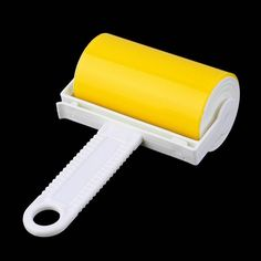 Hot Home Use Washable Sticky Hair Removal Roller for Pet Dust Clothes Furniture Cleaning