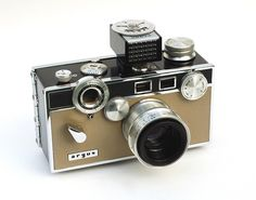 vintage Argus camera  Got it! With case. Mine had a note that said it was from 1940!
