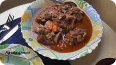 Osso Buco http://www.akla7elwa.com/index.php/recipes/main-dishes/422-osso-buco