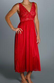 Shorter...but the right idea...Unmentionables Lace Bodice Gown